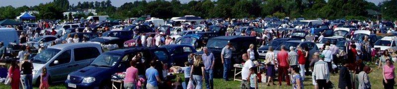 Car Boot Sale Taplow Maidenhead